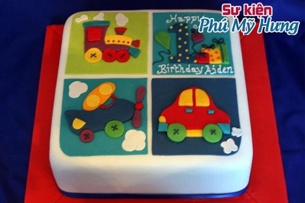 Bánh sinh nhật cho trẻ nhỏ, con cái